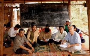 Tampuan indigenous community Ratanakiri, NE Cambodia, January 2006