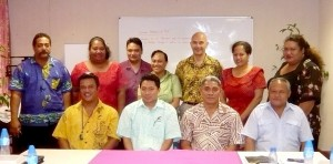 Samoa's Law and Justice Sector Steering Committee, Apia